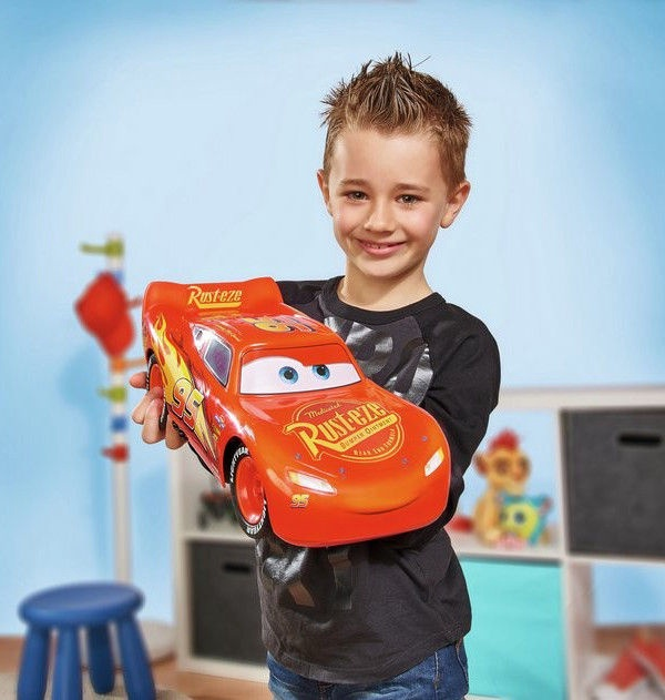 Dickie Toys Cars 3 Giant Lightning McQueen RC Car 203088001