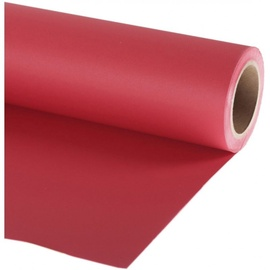 Lastolite Studio Background Paper 2.75x11m Red