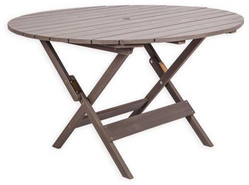 Folkland Timber Folding Table Canada Graphite
