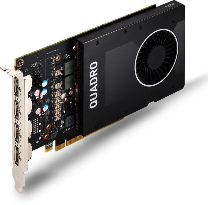 Vaizdo plokštė Lenovo Quadro P2200 4X60W87106 5 GB GDDR5