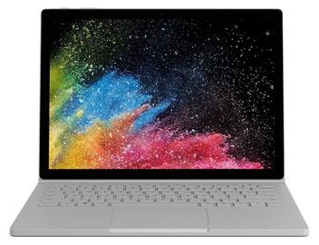 Nešiojamas kompiuteris Microsoft Surface Book 2 HN4-00004