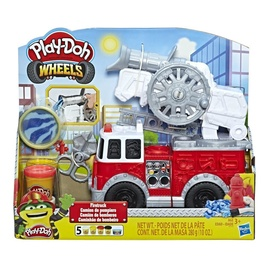 Hasbro Play-Doh Wheels Firetruck