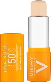 Apsauginis pieštukas nuo saulės Vichy Ideal Soleil Stick Zones Sensible SPF50, 9 ml