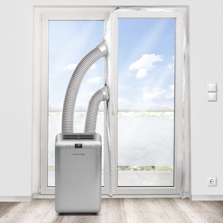 Trotec AirLock 1000 Door And Window Sealing