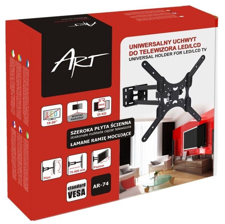 """ART Holder For TV Adjustable 19-50"""""""