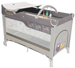 Baby Design Dream 07 Grey