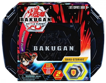 Spin Master Bakugan Baku Storage Case Black