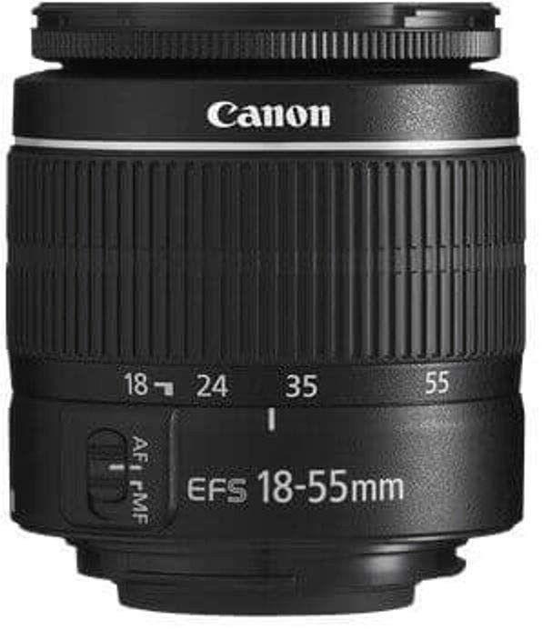 Canon EF-S 18-55mm f/3.5-5.6 III White Box
