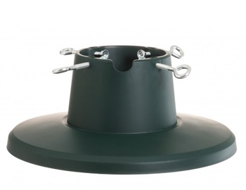 Ziemassvētku eglītes statīvs Green, 10 cm