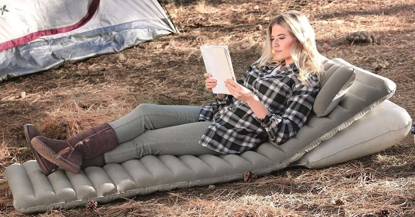 Madrats Bestway Inflatable Mattress Flexchoice 67617 Grey