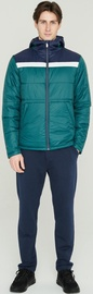 Audimas Men Jacket With Thinsulate Thermal Insulation Blue M