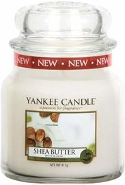 Ароматическая свеча Yankee Candle Classic Medium Jar Shea Butter, 411 г