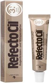 RefectoCil Eyelash & Eyebrow Tint 15ml 3.1 Light Brown
