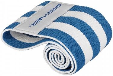 SportVida Fitness & Crossfit Rubber Hip Band 36x7.6cm Dark Blue