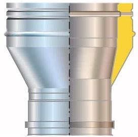 Cordivari Chimney Connection D120/150 3306055228342