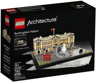 Konstruktor LEGO Architecture Buckingham Palace 21029 21029, 780 tk