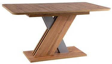 Signal Meble Exel Extendable Table Wotan Oak/Grey