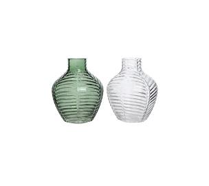 Stiklinė vaza, 15 x 20 cm