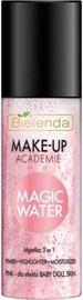 Grima fiksators Bielenda Make Up Academie Pink, 150 ml