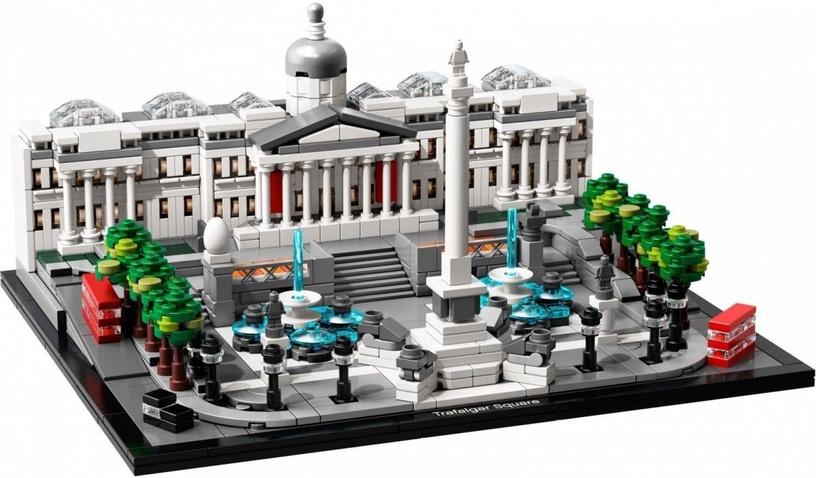 Конструктор LEGO Architecture Trafalgar Square 21045 21045, 1197 шт.