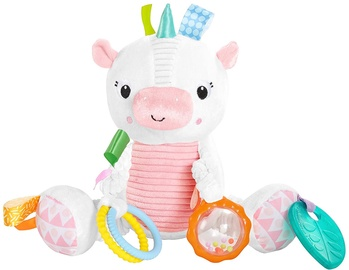Bright Starts Bunch O Fun Plush Activity Toy Unicorn 12290