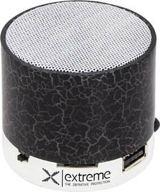 Belaidė kolonėlė Esperanza XP101 Flash Bluetooth Speaker Black