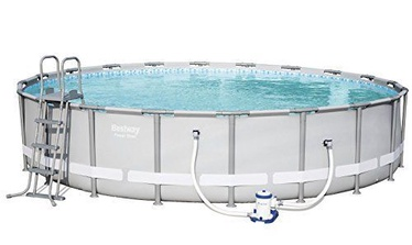 Bestway Power Steel Pool Kit 610cm