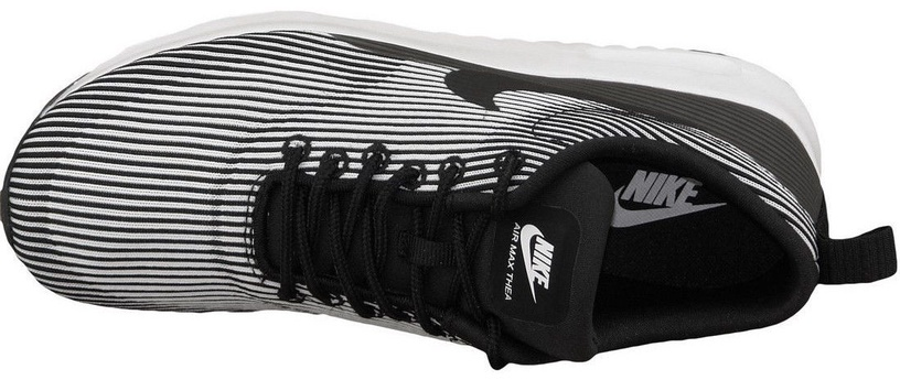 Nike Sneakers Air Max Thea Jacquard 718646-003 Black 38