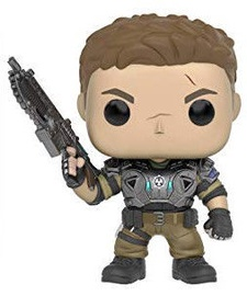 Funko Pop! Games Gears Of War JD Fenix 114
