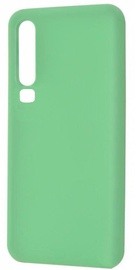 Evelatus Soft Silicone Back Case For Huawei P30 Mint