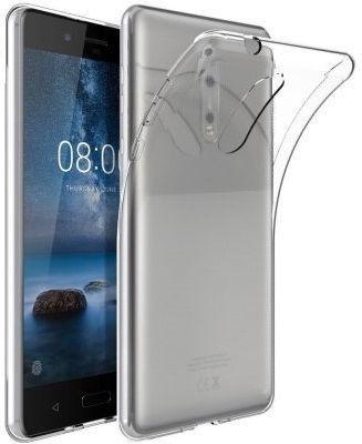 Mocco Ultra Back Case For Asus Zenfone 2 Laser ZE550KL Transparent