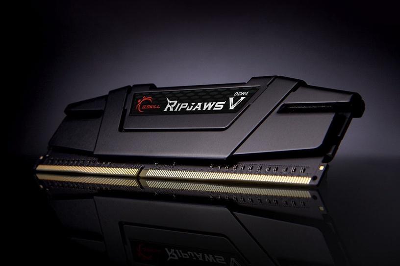 G.SKILL RipjawsV 16GB 3200MHz CL14 DDR4 DIMM KIT OF 2 F4-3200C14D-16GVK