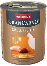 Animonda GranCarno Single Protein Pure Chicken 800gr