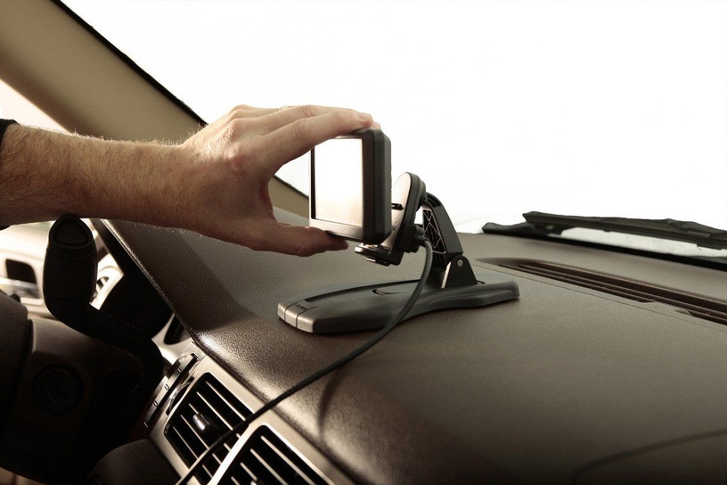 Garmin Portable Friction Mount Black