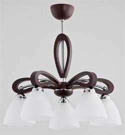 Griestu lampa Alfa Gracja 20895 E27, 5x60W