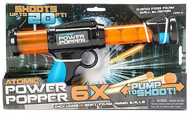 Hog Wild Atomic Power Popper 6X Shooter Battle Toy 54001