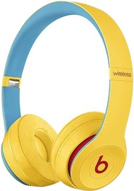 Beats Solo3 Wireless Headphones Beats Club Collection Yellow