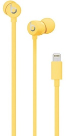 Beats urBeats3 Earphones Lightning Yellow