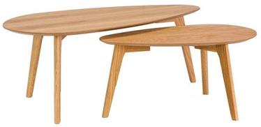 Signal Meble Table Lawa Milan L2 Set Oak