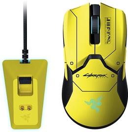 Spēļu pele Razer Viper Ultimate, dzeltena