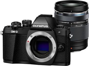Olympus OM-D E-M10 Mark II M.Zuiko ED 14-150mm f/4.0-5.6 II Black