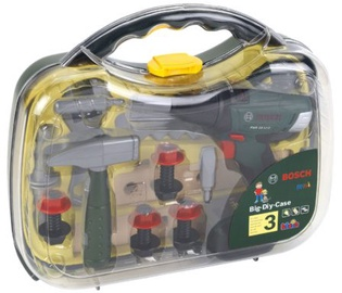 Ролевая игра Klein Bosch DIY Case With Cordless Screwdriver II