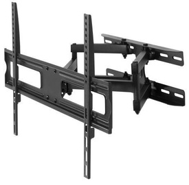 "Maclean Mount For TV 37 - 70"" Black"