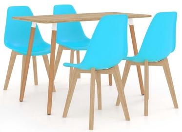 Обеденный комплект VLX Dining Set, синий