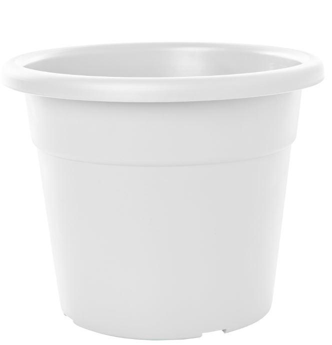 Domoletti Plastic Flower Pot White 50cm