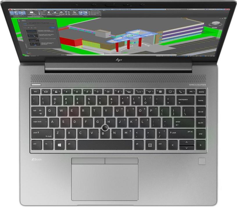 """Klēpjdators HP ZBook 14u G6 6TP81EA PL Intel® Core™ i5, 16GB/2256GB, 14"""""""