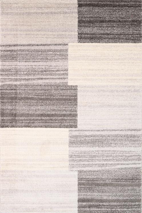 Ковер Mc Three Casino 5024/8V44, черный/серый, 190x135 см