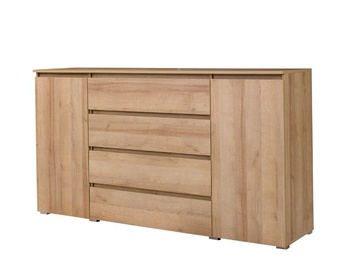 Maridex Cosmo C06 Chest Of Drawers Oak