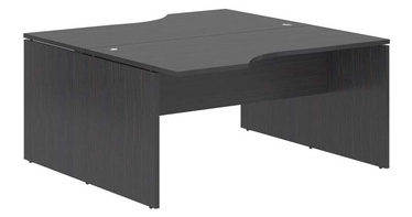 Skyland Xten X2CET 169.2 Double Desk Legno Dark