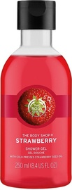 The Body Shop Strawberry Shower Gel 250ml